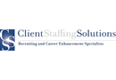Client Staffing Solutions jobs